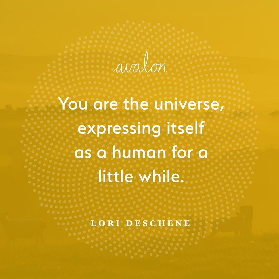 """Through our eyes, the universe is perceiving itself. Throug..."
