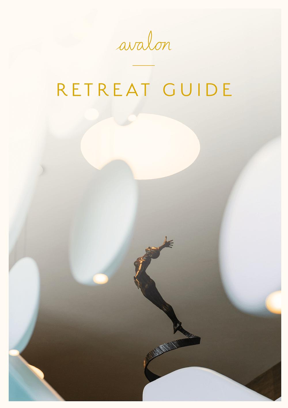 Avalon Retreat Guide PDF Cover