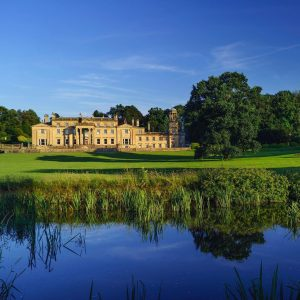 Broughton Hall  Avalon and the Estate's Historic anchor. A b...