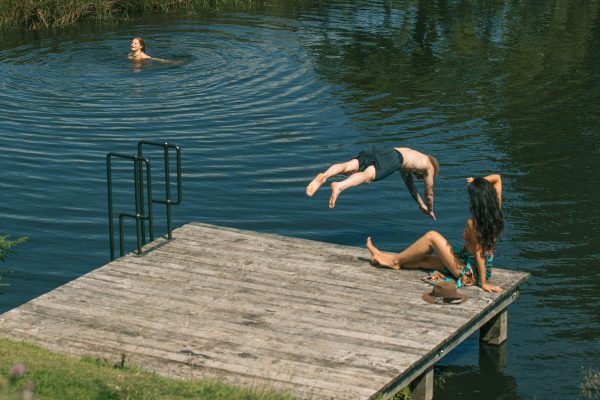 Avalon Sanctuary Wild Swimming