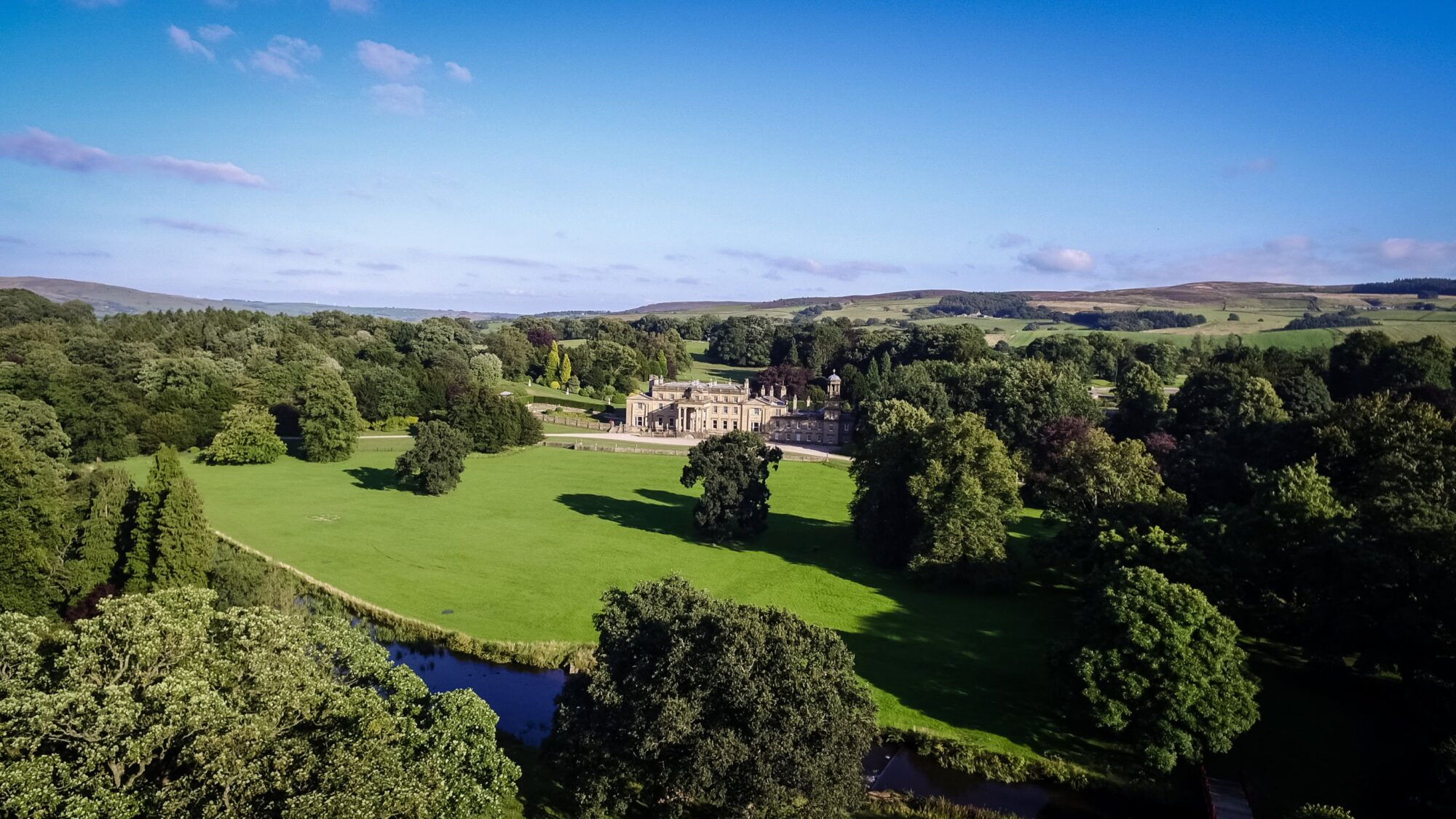 Broughton Hall Avalon Wellbeing Tony Riddle