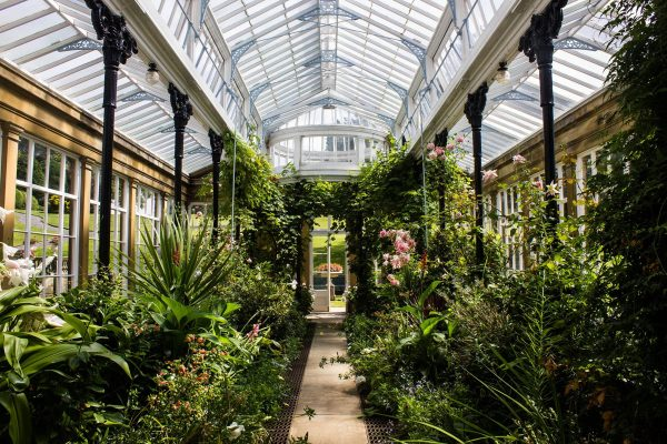 Broughton Hall House of Transformation Conservatory