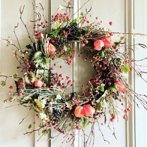 Join us for a Mindful Woodland Wreath Workshop this weekend ...