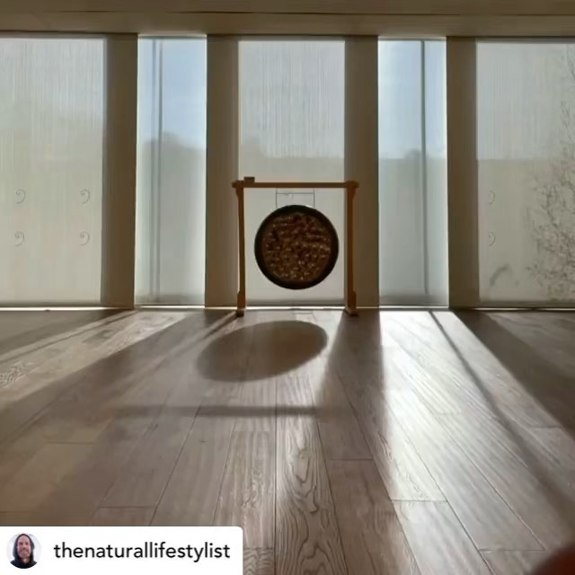 Movement mashup with @thenaturallifestylist in our Sanctuary...
