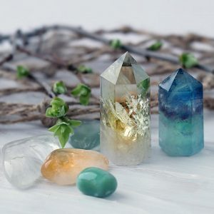 Align, restore and reset during Crystal Healing with Lyn on ...