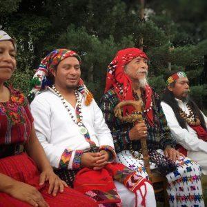 Mayan Elders Retreat is now underway! We experienced a magic...