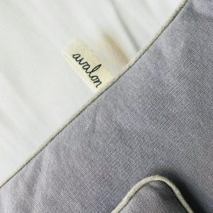 Rest your head in savasana on our beautiful pillows made by ...