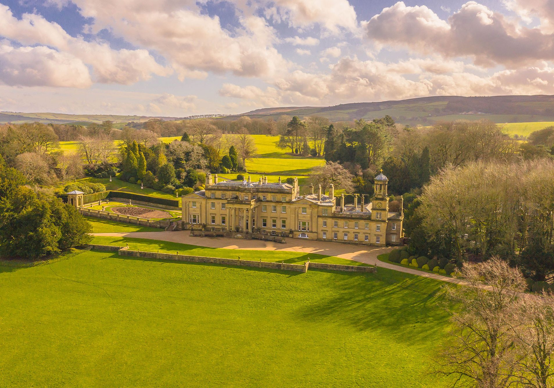 Broughton Hall House of Transformation