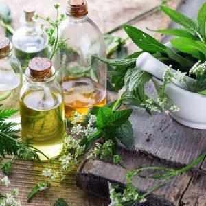 Use natural, herbal medicine achieve health, harmony and bal...