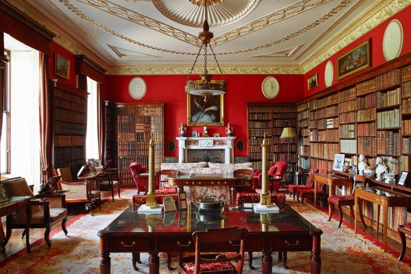 Broughton Hall House of Transformation Library
